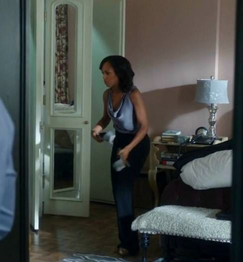 Set Design On Scandal: Olivia Pope's Apartment And Office