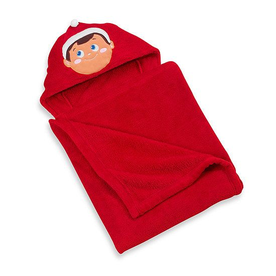 Elf on the Shelf bathrobe ($13) and 32 More Ways to Have More Fun With Your Elf This Season
