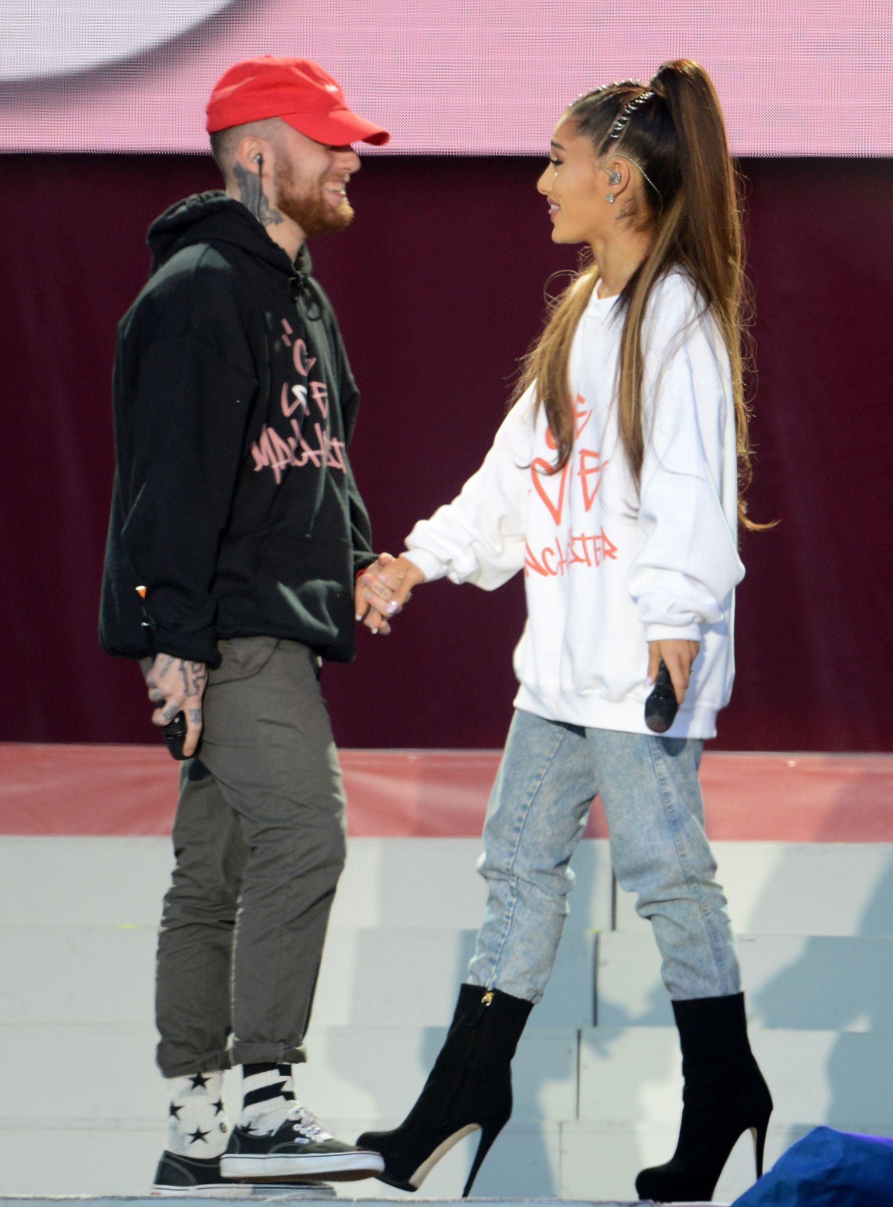 Ariana Grande Paid Tribute To Mac Miller On What Would Be His 27th Birthday