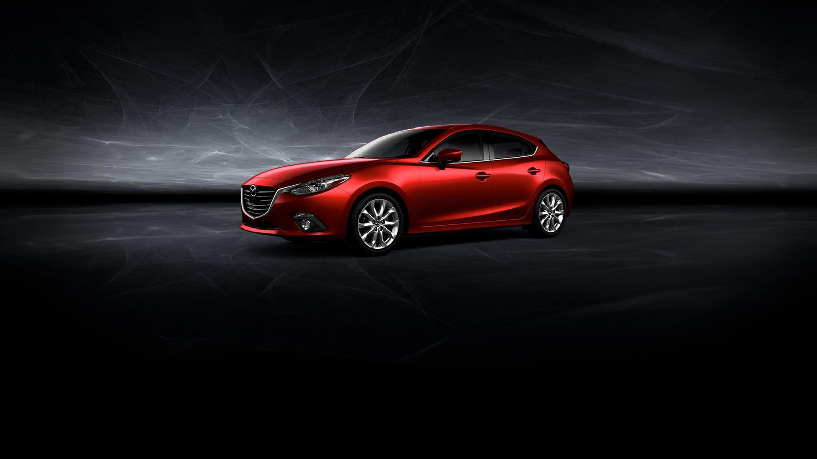 2014 Mazda 3 Hatchback Fuel Efficient Compact Car