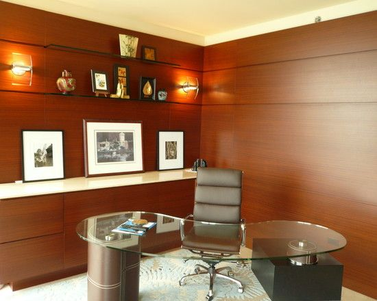 Barry Wachtel - contemporary - home office - other metros - B W