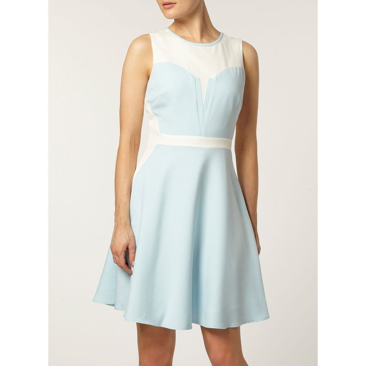 Dorothy perkins blue sweetheart neck dress at debenhams dorothy perkins blue sweetheart neck dress at debenhams debenhamsbridesmaid dresses ombrellifo Image collections