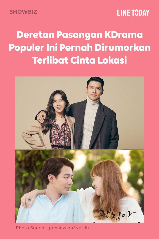 5 Pasangan Kdrama Populer Ini Pernah Dirumorkan Terlibat Cinta Lokasi Akting Komedi Romantis Drama