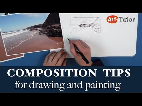 Composition Tips for Drawing & Painting