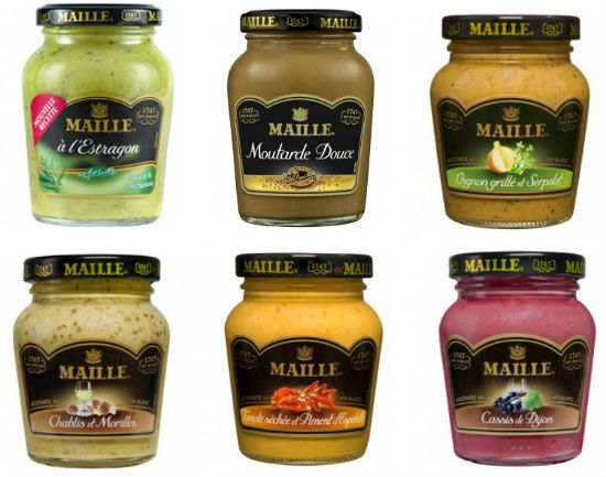 Boutique Maille, la mostaza de Dijon más famosa de Francia   DolceCity.com