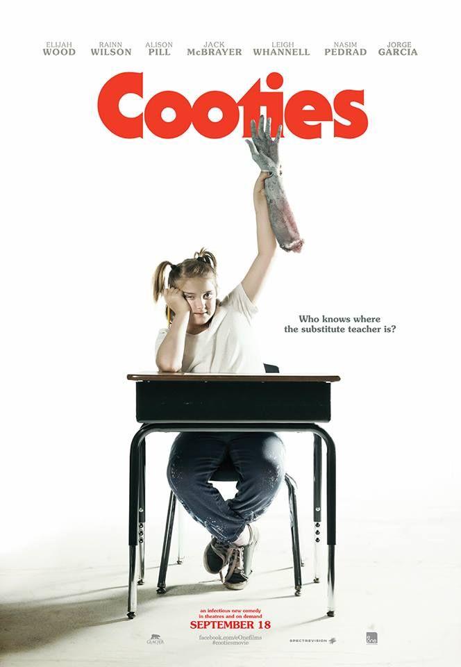 cooties 2014 jonathan milott cooties movie posters