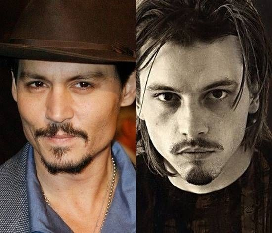 15 celebrities who look like other celebrities see it to believe it celebrities celebrity look alike skeet ulrich