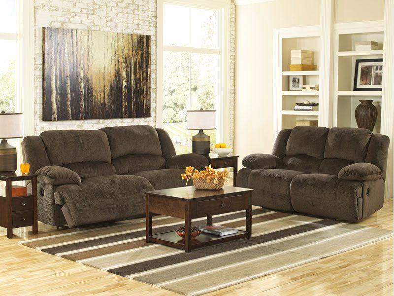 Ikea Sofa Bed Avery Modern Brown Microfiber Recliner Sofa Couch Set Living Room Furniture New IFD Furnishings