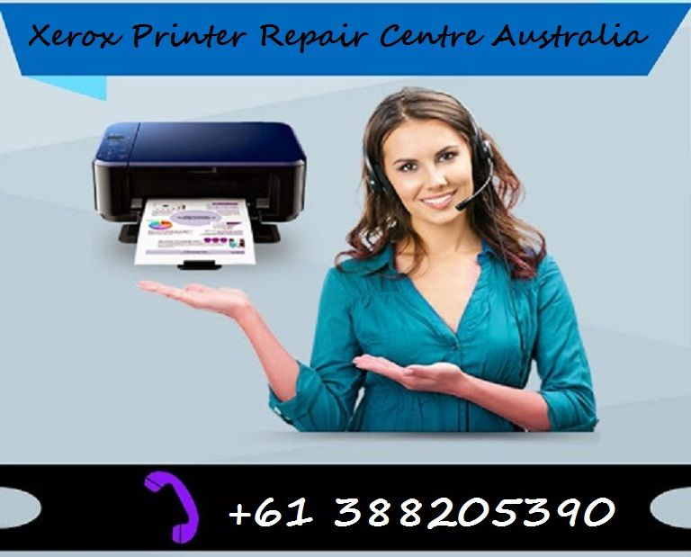 How To Rectify The Error From The Xerox Printer Printer