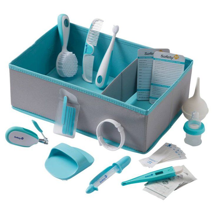 Dorel safety 1st ready deluxe baby nursery kit safety
