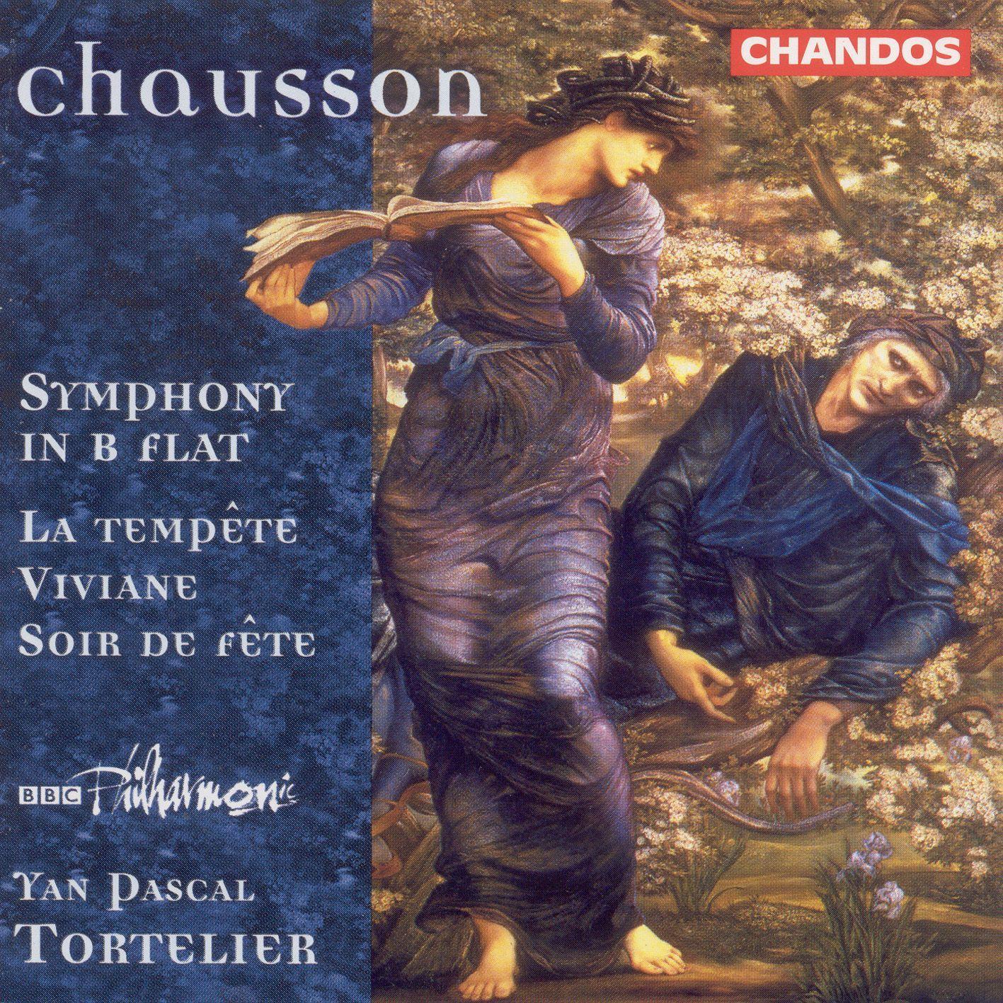 BBC Philharmonic - Chausson:Symphony in b Flat