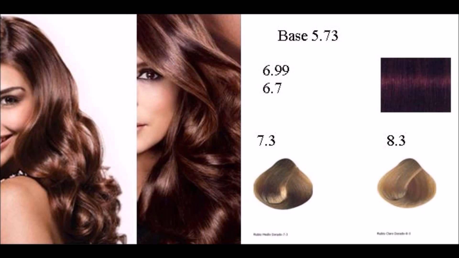 Como Tenir El Pelo De Color Marron Chocolate How To Hair Videos - El-color-marron
