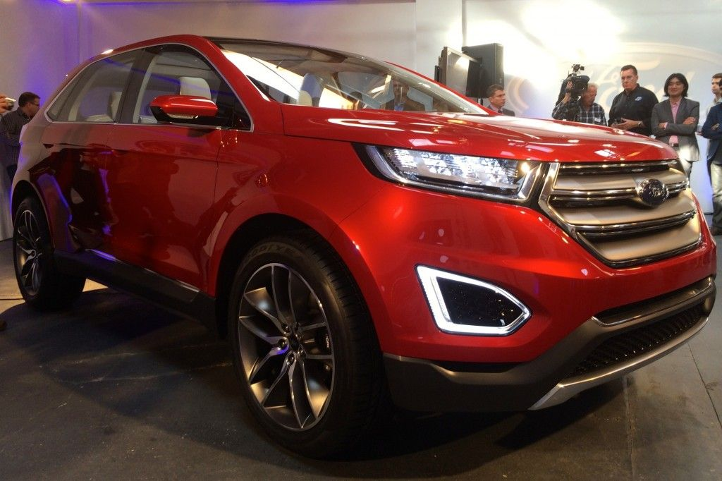 2015 Ford Edge ford edge mhford Ford edge, Ford edge