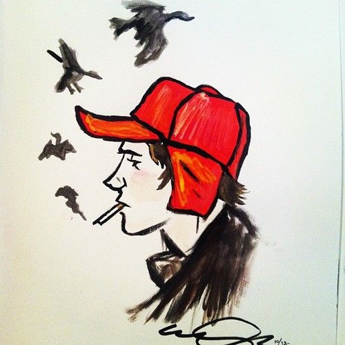 holden caulfield a timeless teenager essay Explore denise noonan's board eng teachercatcher in the rye on pinterest   see more ideas about rye, catcher in the rye and english literature.