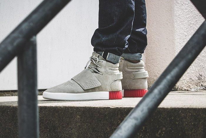 Adidas Tubular Invader Strap Sneaker Freaker Moda