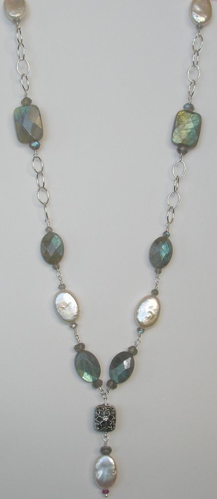 Starlite Jewelry Designs La Dorite Necklace How To Easily Make Jewelry At Home Free Ebook At Easyjewelryclub Com