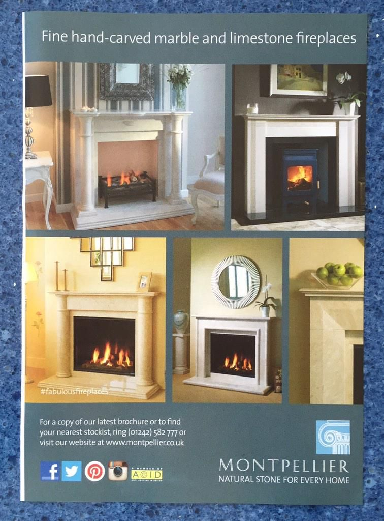 The 2016 edition of #InteriorDesign yearbook is out!  See our  #fabulousfireplaces in  #ArchitecturalFeatures section