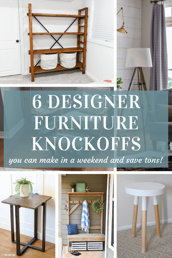 6 Easy Diy Furniture Ideas To Save You Thousands Gorgeous