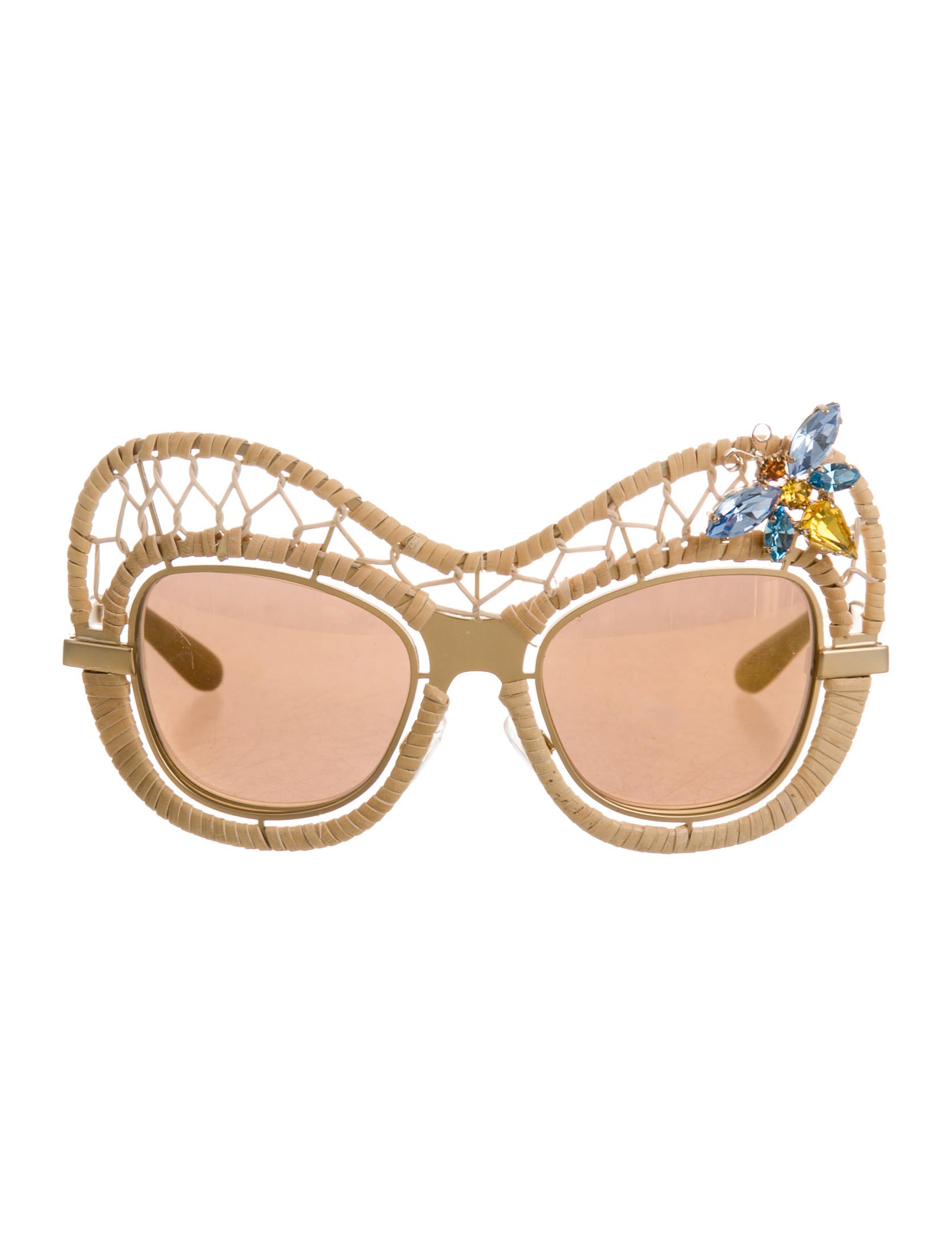 SunglassesLe Garden SunglassesDolce 2016 Regard Botanical L45ARj