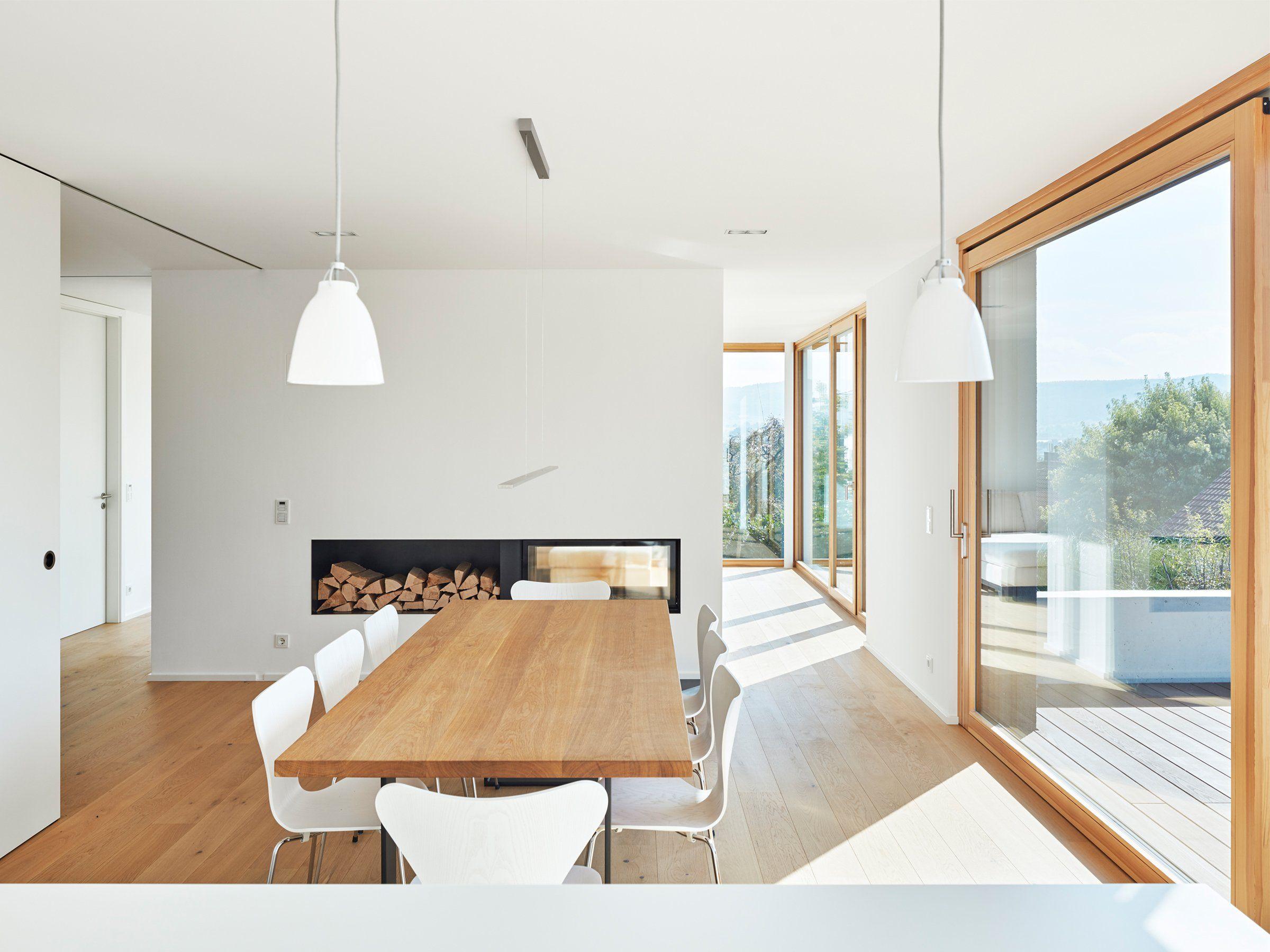 Wohnhaus Neuenstein 2 - Mattes Riglewski Architekten #farmhousediningroom