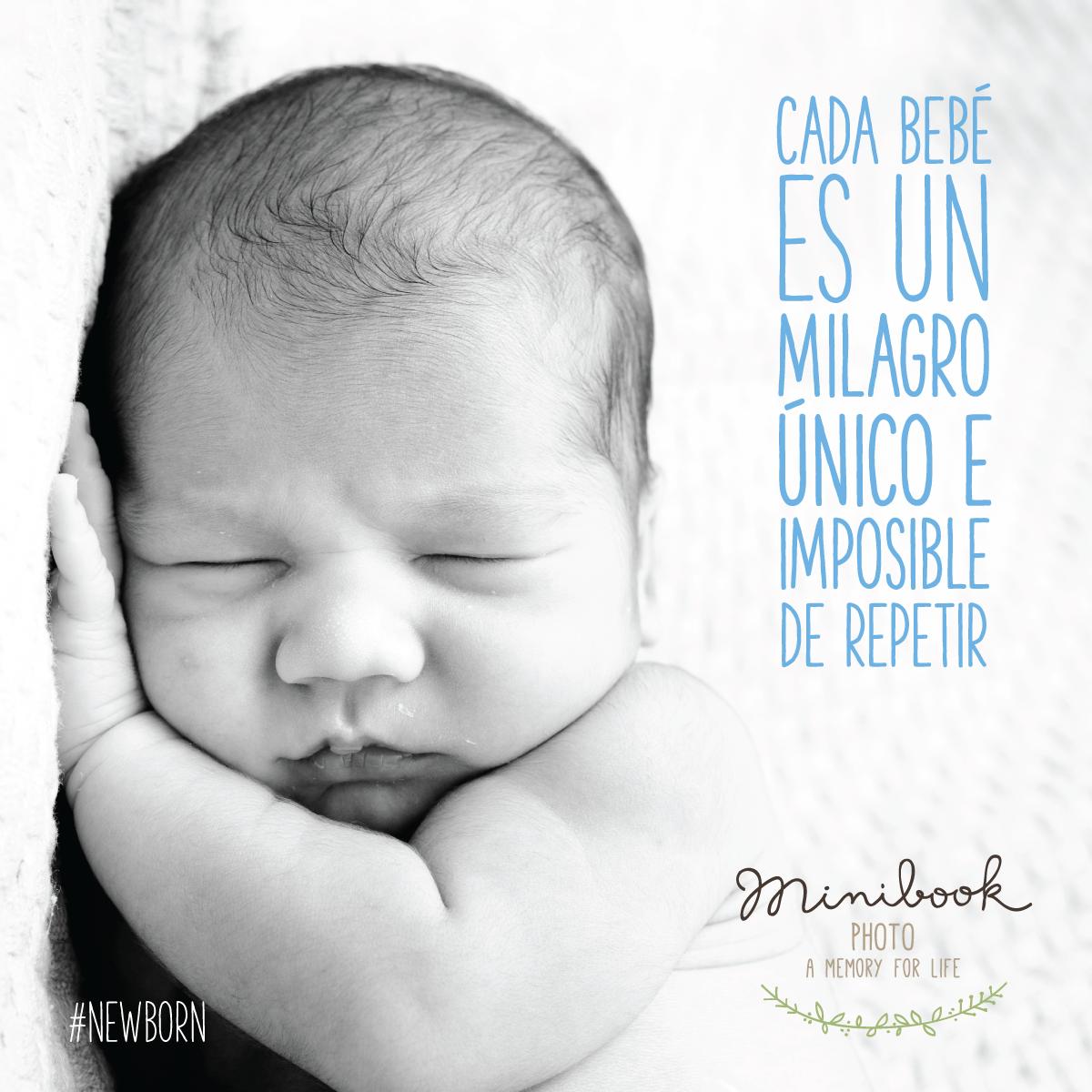 Cada Bebé Es Un Milagro único E Imposible De Repetir