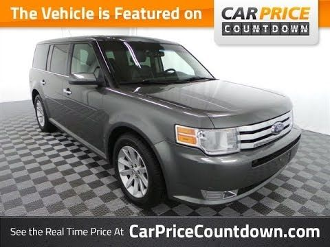 2010 Ford Flex Sel Used Cars For Sale At Car Price Countdown