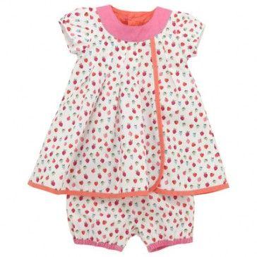 Ensemble Kenzo Robe Et Short Pour Bebe Fille Kids Outfits Fashion Clothes