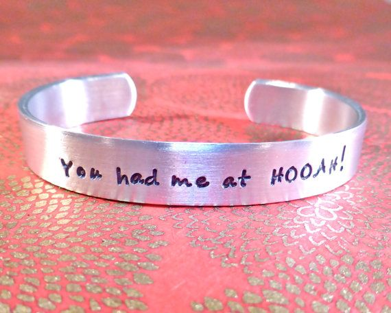Loved One | Soldier Love Gift | You had me at HOOAH!- Custom Hand ...