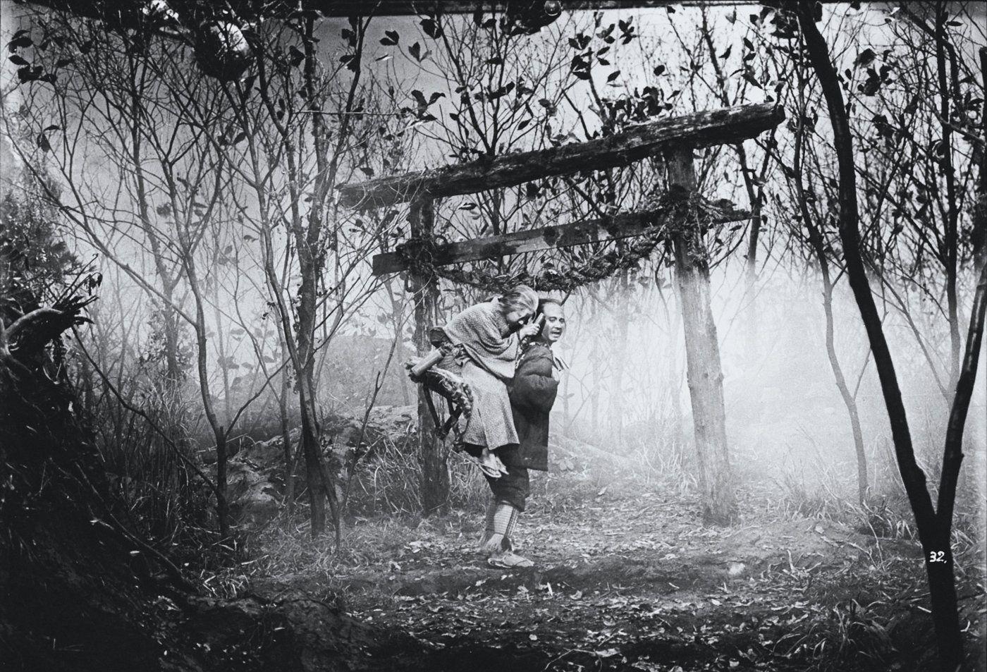 The-Ballad-of-Narayama-1958-di-Keisuke-Kinoshita | Hombres