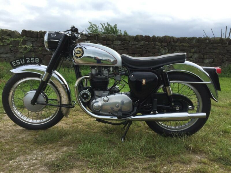 Bsa Super Rocket 1959 Thecustommotorcycle Co Uk Custom Cafe Racer Bsa Motorcycle Custom Bobber
