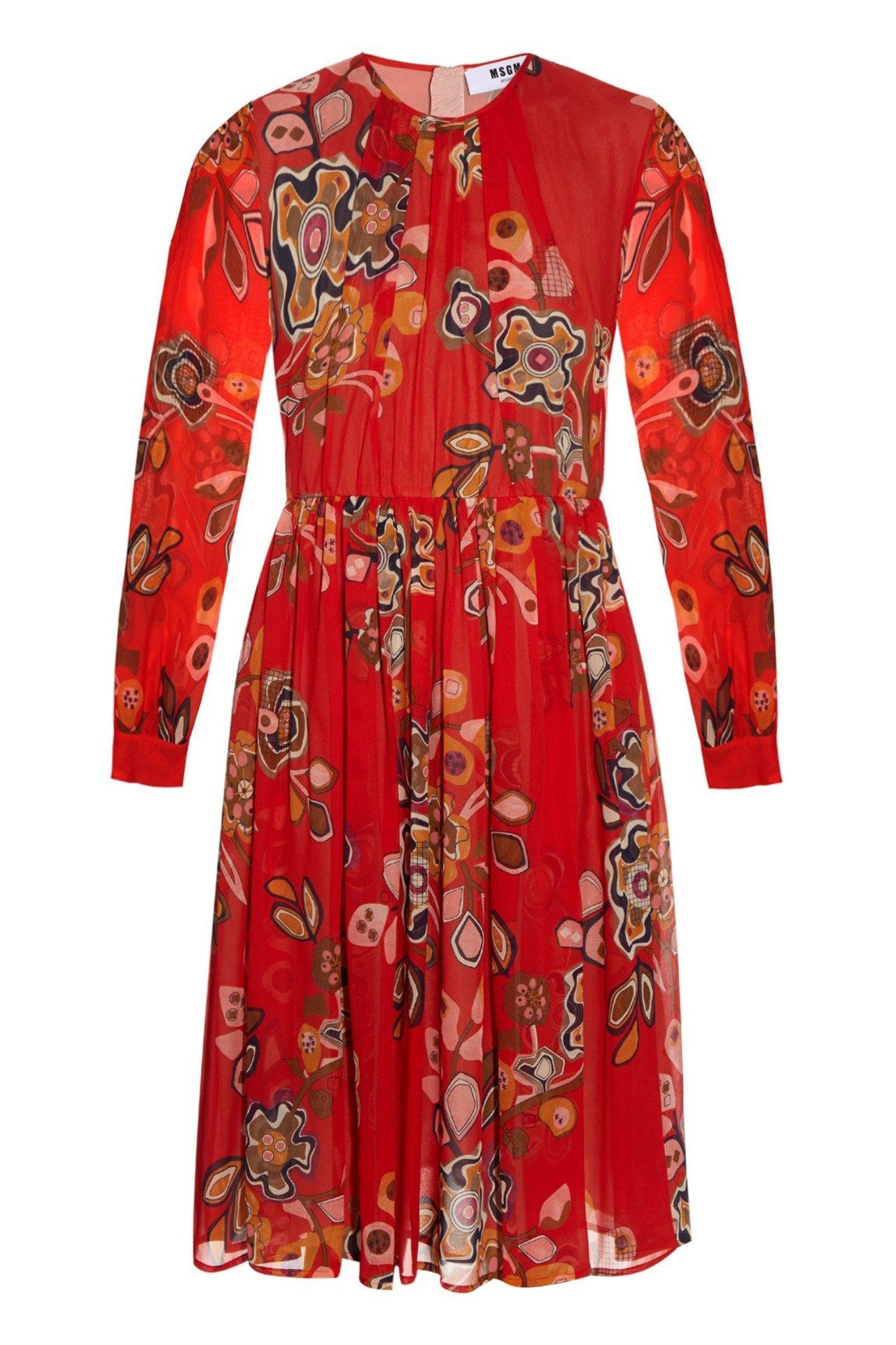 Buy Now: 10 Floral Dresses
