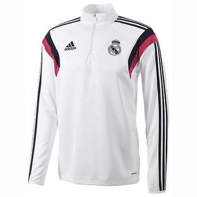 Jersey Jersey Real Madrid Home Lengan Panjang 2014 2015 Real Madrid Long Sleeve Tshirt Men Madrid
