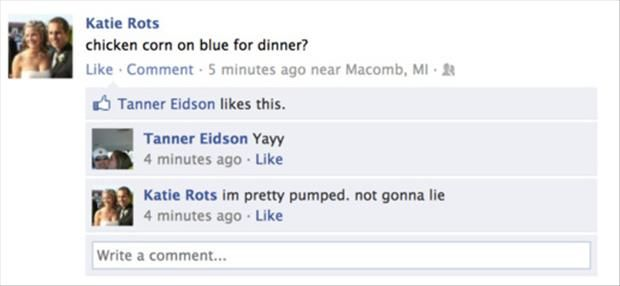 The Most Retarded Status Updates On Facebook  Pics Love To Laugh