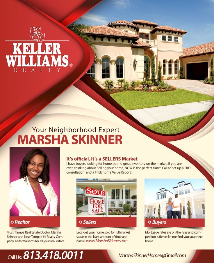 image result for great door knocking flyers for selling a house
