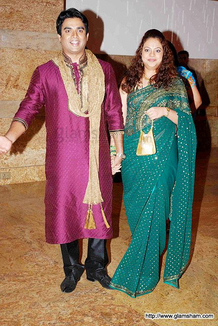 saritha birje weds madhavan indian celebrity wedding