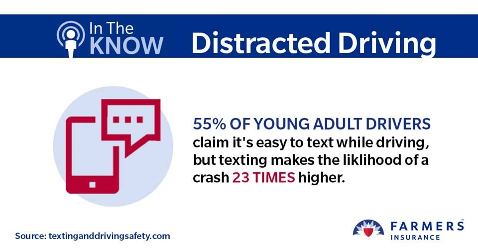 Distracted Driving Awareness Month Is A Good Time To Highlight The