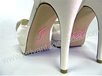 ad540978766d31 Light Pink Shoe Decals - I Do Wedding Shoe Stickers - Wedding Shoe Stickers  - Wedding I Do Shoe Stickers