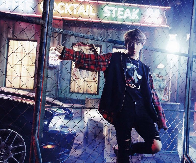 """[SCAN] 161206 EXO """"Coming Over"""" - BAEKHYUN"""