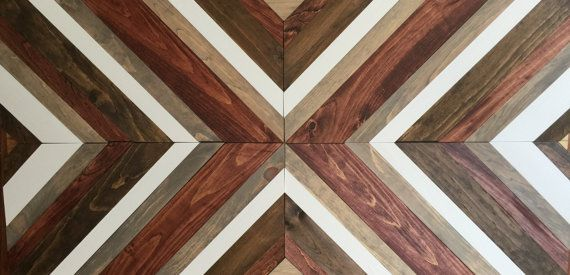 Reclaimed wood wall art, wood art, wall decor, wood decor, rustic - pared de madera