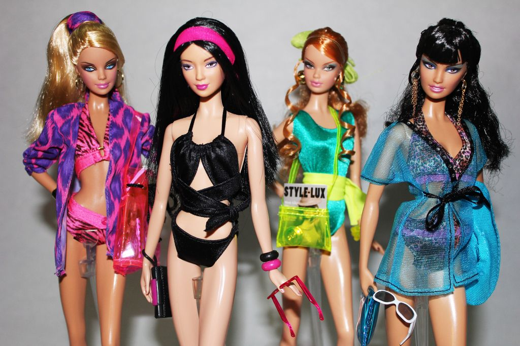 Pin On Doll Swimwear Fashion 1