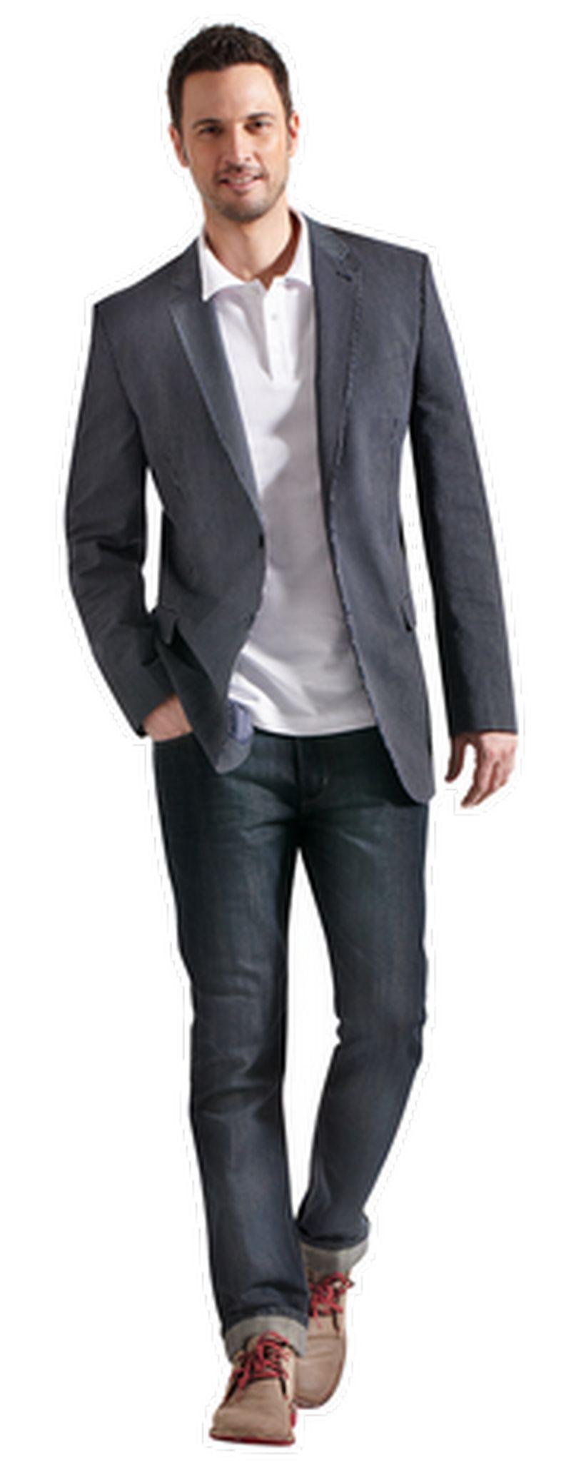 Men sport coat with jeans (84) Men's Fashion Sports