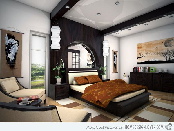20 Rejuvenating Zen Bedrooms for a Stress Free Ambience Stress