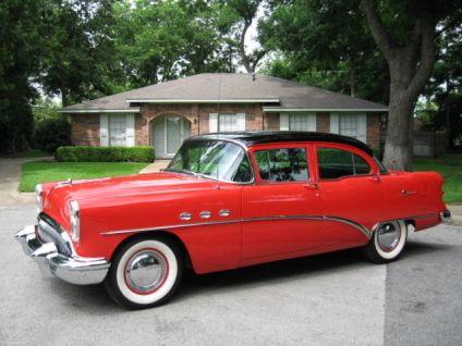 Buick special 4 door jpm entertainment buick for 1954 buick roadmaster 4 door