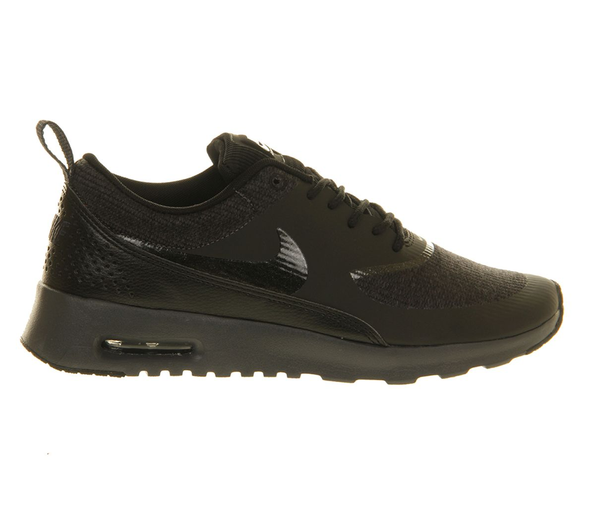 beauty best price coupon codes Nike Air Max Thea Black Antharacite - Hers trainers   Omg ...