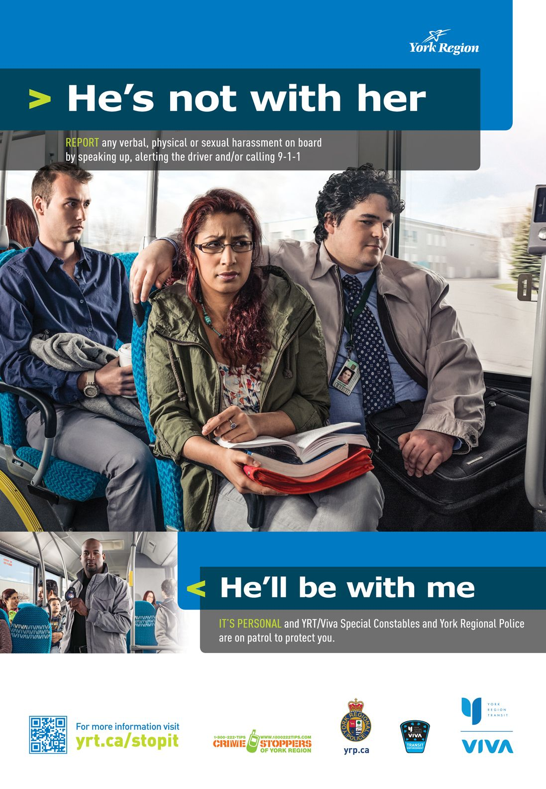 YRT takes rider protection personally in our latest