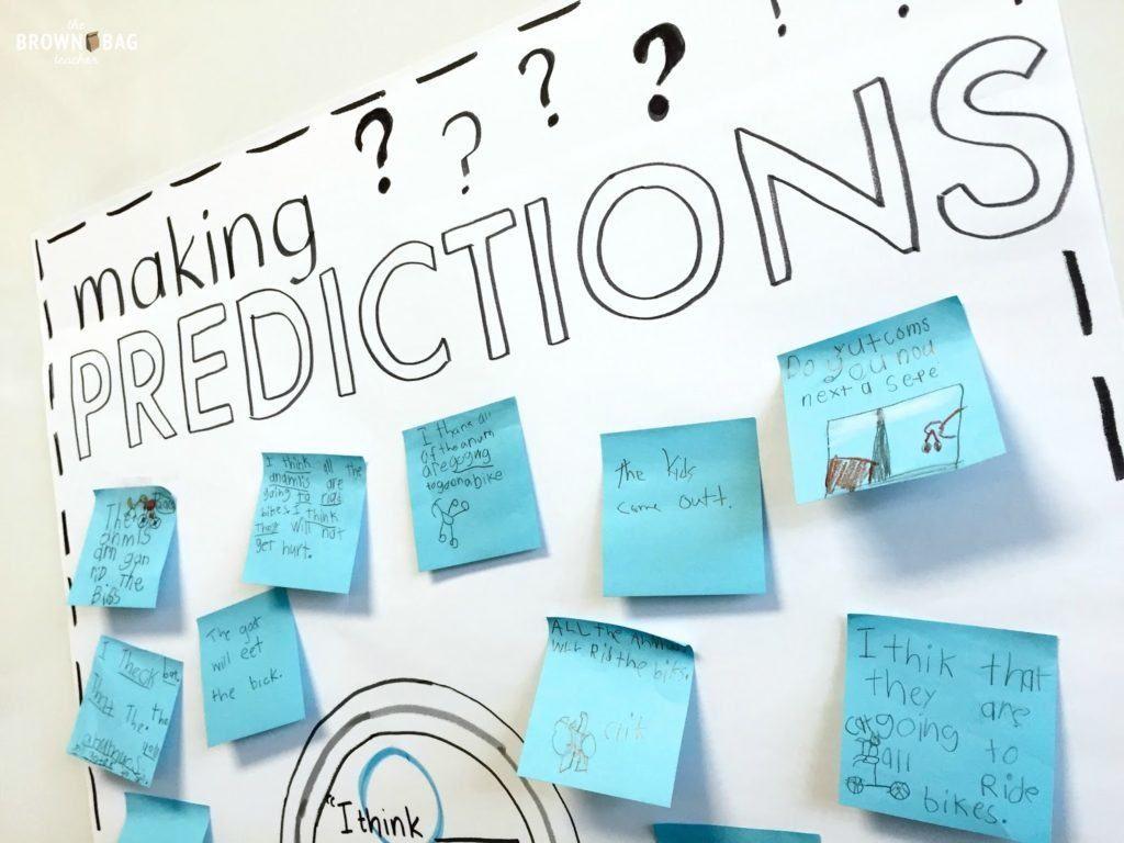 Hit Favorites School Days: Making Predictions: 1st Grade Read Aloud