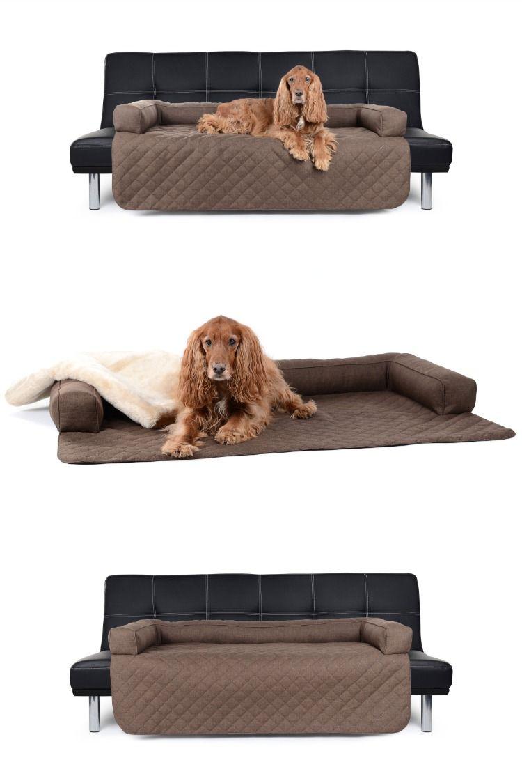 Sofaschutz Dakota Softline In 2020 Hund Sofa Hunde Kissen Hundekissen