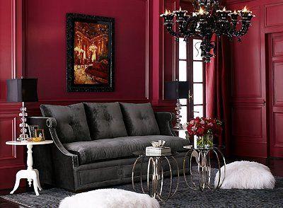 decorating theme bedrooms maries manor gothic d co chambre parents pinterest la. Black Bedroom Furniture Sets. Home Design Ideas