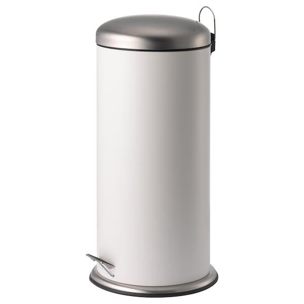 Mjosa Treteimer Weiss 30 L Ikea Deutschland Poubelle Poubelle Encastrable Rangement Pour Porte