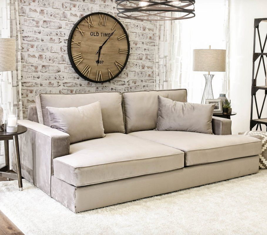 Home By Sean Catherine Lowe Bailey Sofa Reviews Wayfair Deep Sofa Deep Seated Sofa Deep Sofa Comfy Couches